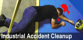 Industrial Accident Cleanup